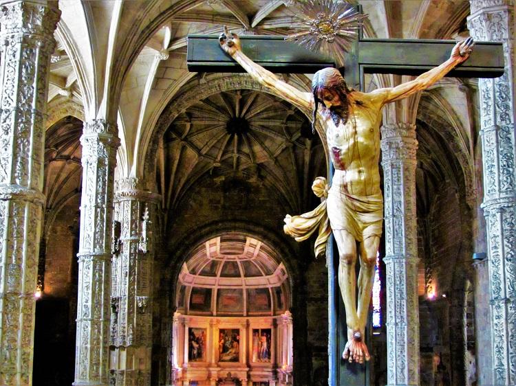 POTD - Portugal - Lisbon - Jerónimos Monastery Church