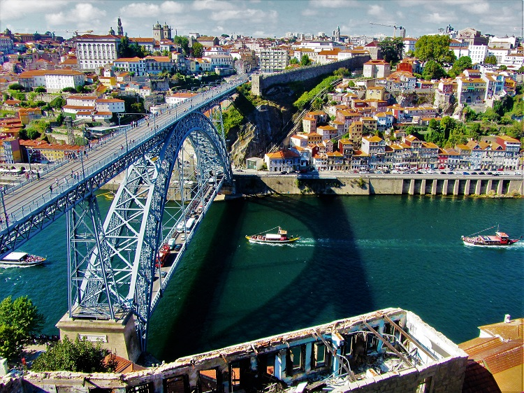 POTD - Portugal - Porto - Dom Luis Bridge