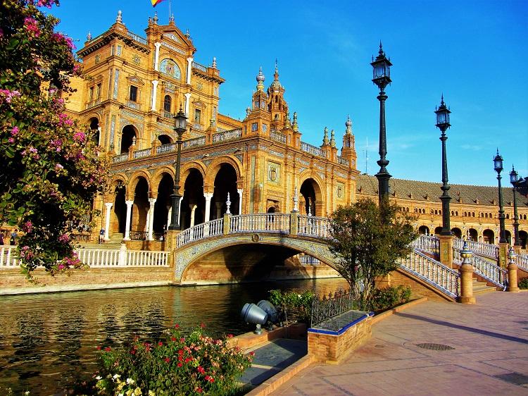 POTD - Spain - Seville - Plaza de España