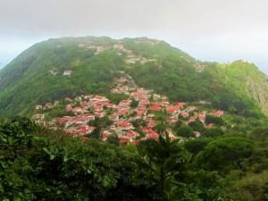Saba & Statia travel guide - Windward Side