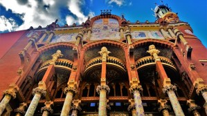 Spain - Barcelona - Palau de la Música 1