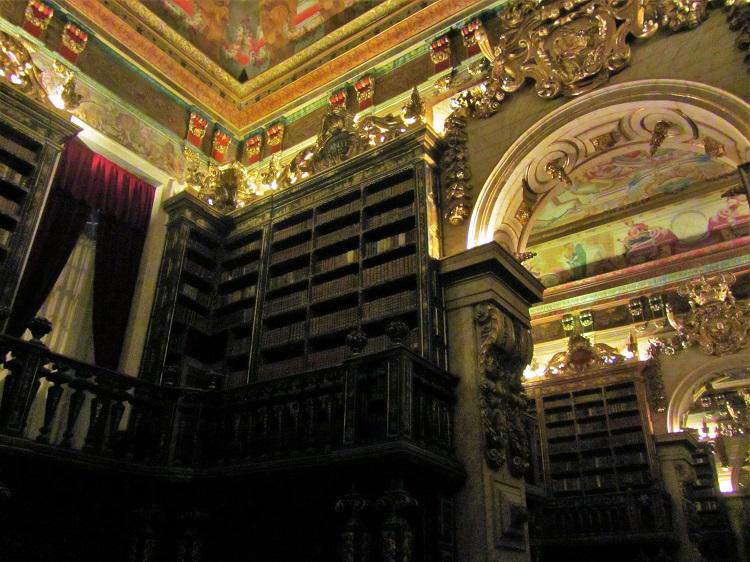 POTD - Portugal - Coimbra Library