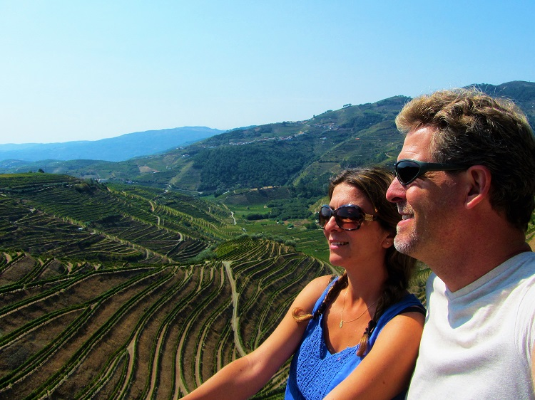 Looking at Alto Douro