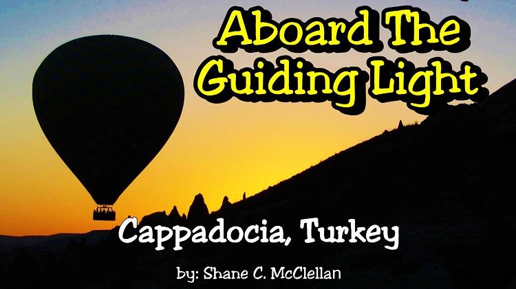 Cappadocia travel video