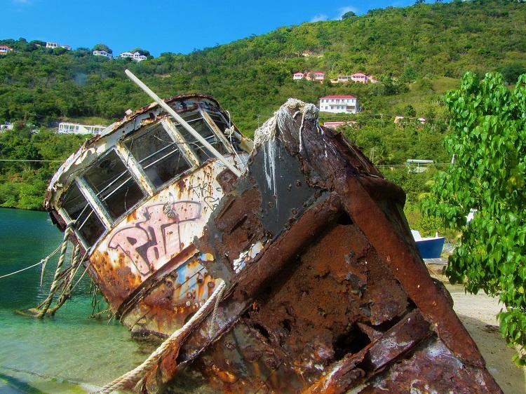 Tug Shipwreck
