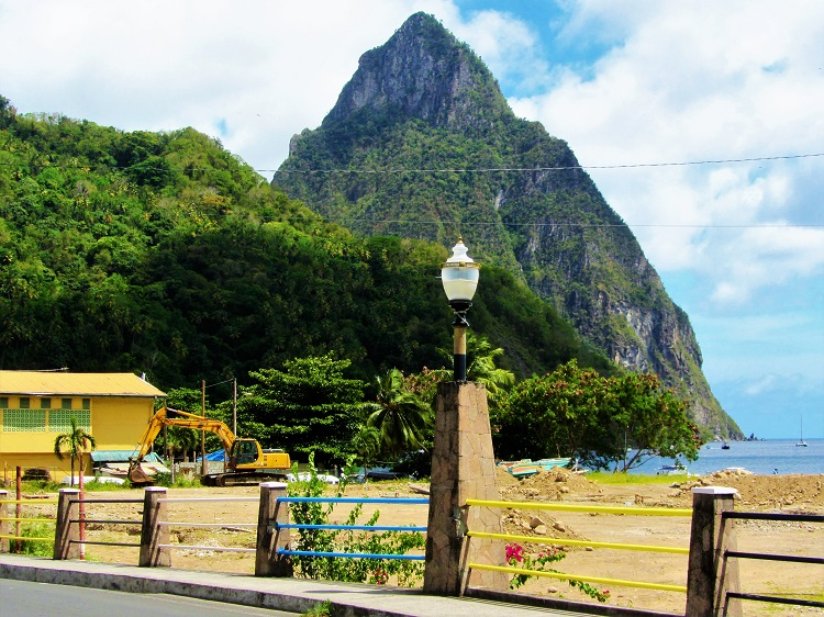 Favorite view of Piton