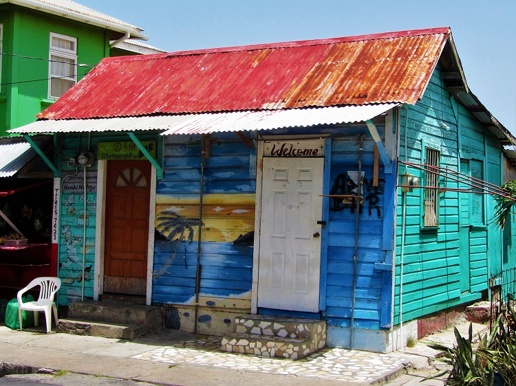 House on Carriacou