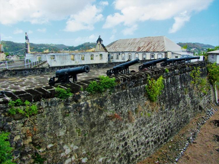 Fort George 1