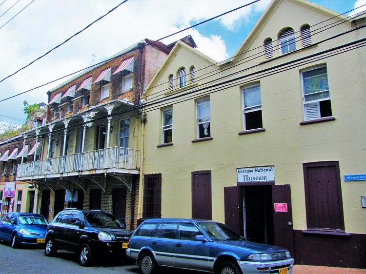 Grenada National Museum exterior