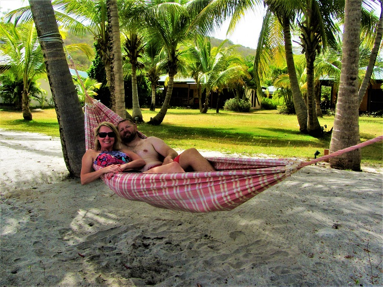 POTD - Charter - Music - In Hammock At Phare Blue In Grenada