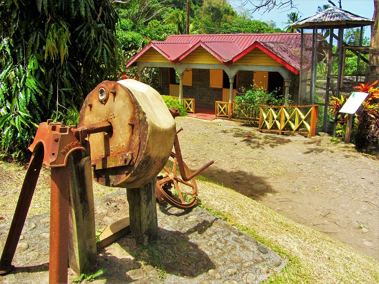 POTD - Cruising - Grenada - Belmont Estate