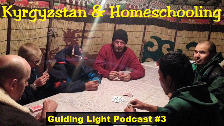 Kyrgyzstan & Homeschooling Podcast