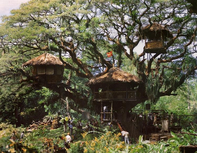 Swiss Family Robinson Tree House