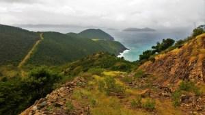Jost Van Dyke Hike 3