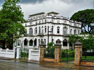 Magnificent Seven - White Hall