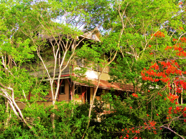 Nunnery at Chacachacare