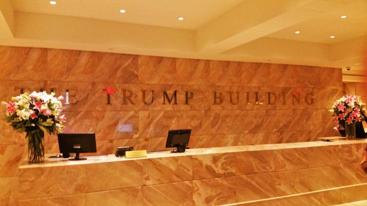 40 Wall Street lobby