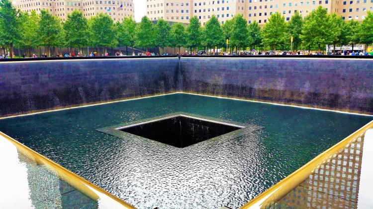 World Trade Center Memorial POTD 1