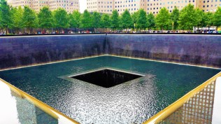 World Trade Center Memorial POTD 1