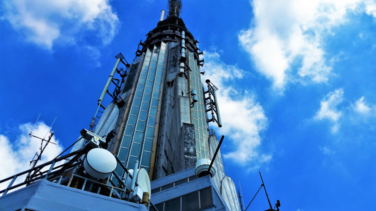 Empire State Building Spire