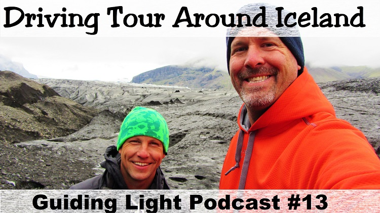 Podcast - Driving tour of Iceland