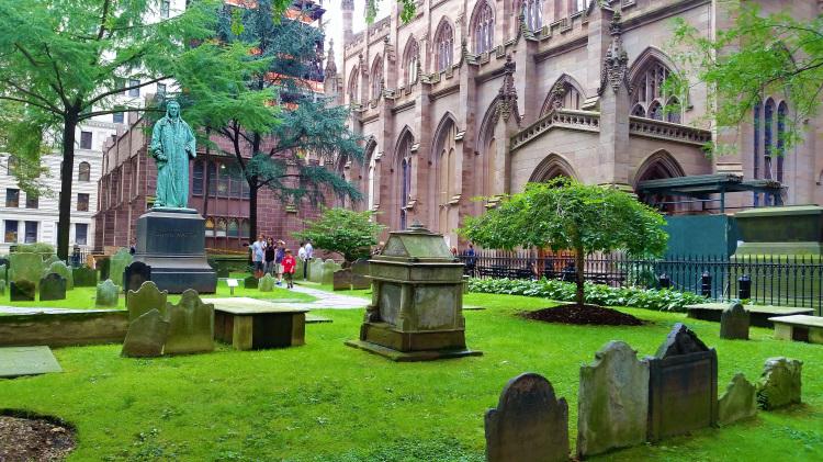 USA - New York - Trinity Church 2