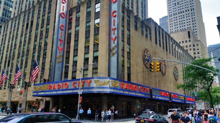 USA - New York - Rockerfeller Center 1
