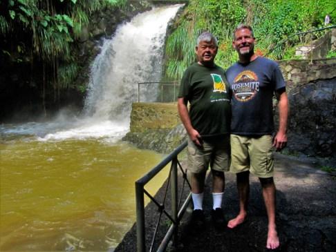 Grenada - Annandale Falls 1