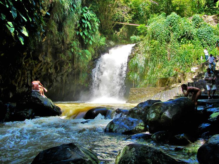 Grenada - Annandale Falls POTD