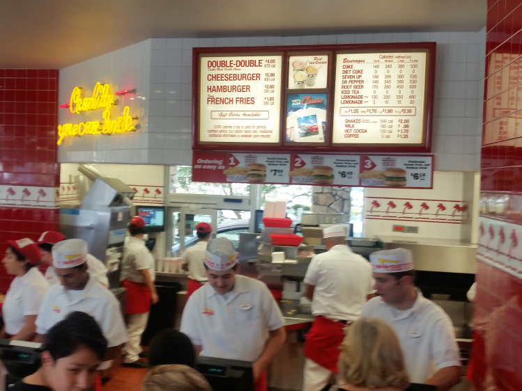In-N-Out Burger 2