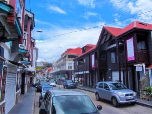 Gustavia - Street