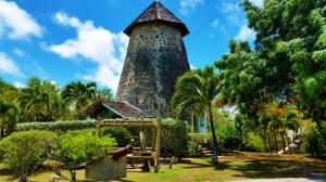 Island Tour - Old Cotton House