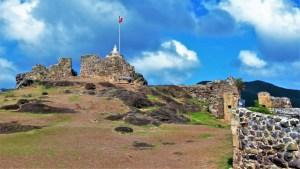 Marigot - Fort - Inside