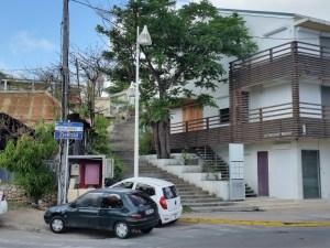 Marigot - Fort - Stairs