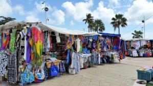 Marigot - Vendor Huts
