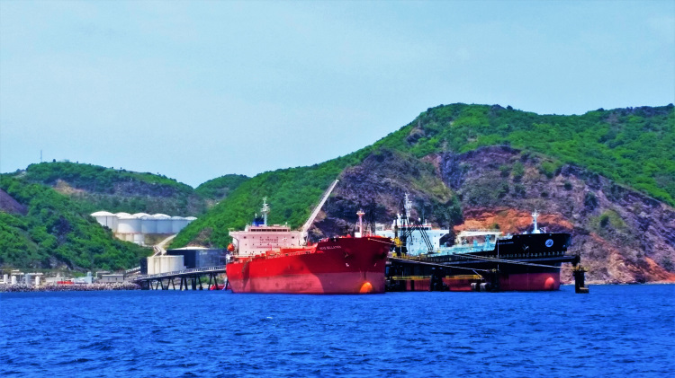 Statia Oil transfer 2