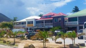 Orient Beach - Buildings