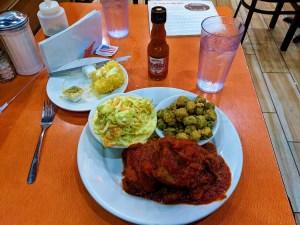 Harlem - Amy Ruth's dinner