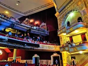 Apollo Theater - interior