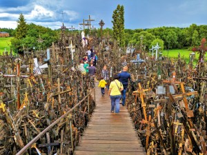 Lithuania - Hill Of Crosses 2