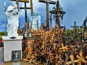 Lithuania - Hill Of Crosses 3