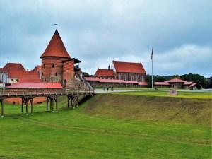 Lithuania - Kaunas - castle