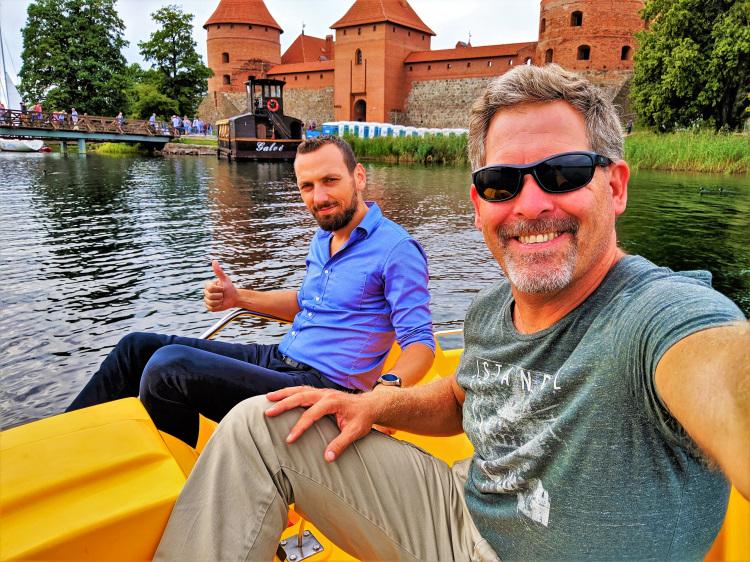 Lithuania - Trakai Island castle