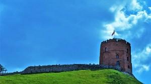 Lithuania - Vilnius - Gediminas Castle