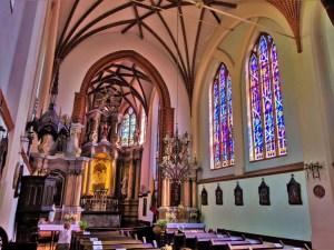 Lithuania - Vilnius - St Ann Church 2
