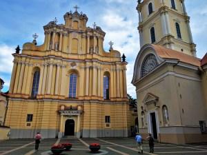 Lithuania - Vilnius - University 1