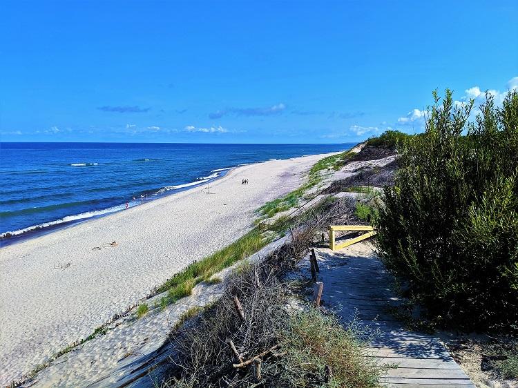 Russia - Kaliningrad - Curonian Spit - Beach