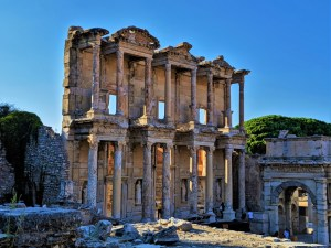 Turkey - Selcuk - Ephesus - Celsus Library 1 POTD