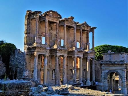 Turkey - Selcuk - Ephesus - Celsus Library 1 POTD