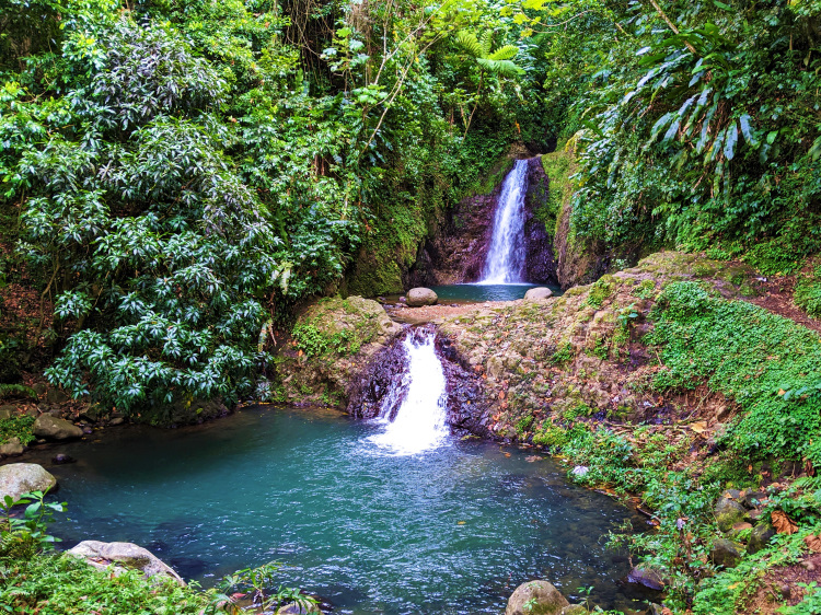 Seven Sisters Waterfalls POTD